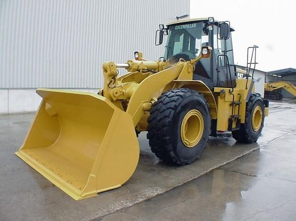 M002-1 Wheel loader