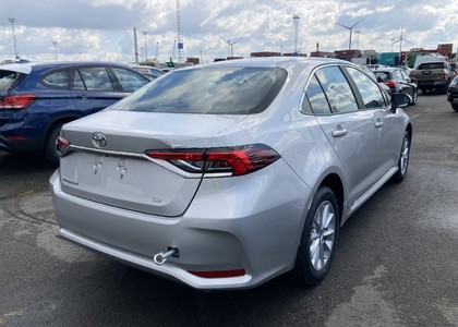 Toyota Corolla 1.8L AT Limited