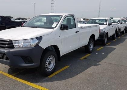 Toyota Hilux 3.0D S/C Standard