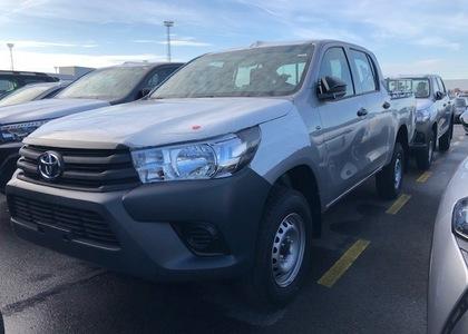 Toyota Hilux 3.0D D/C Standard