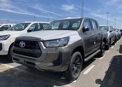 Toyota Hilux 2.4TD D/C High Grade