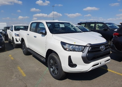 Toyota Hilux 2.4TD D/C High Grade AT