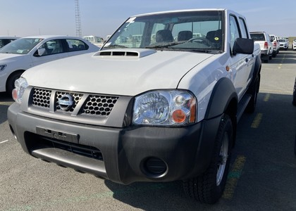 Nissan Hardbody 2.5TD D/C NP300