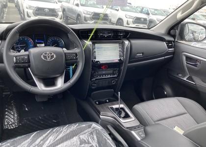 Toyota Fortuner 2.8TD BVA Standard
