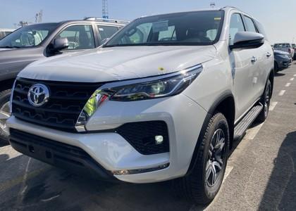 Toyota Fortuner 2.8TD BVA High Grade