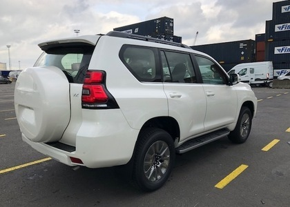 Toyota Land Cruiser Prado 2.8TD VX