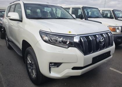 Toyota Land Cruiser Prado 4.0L VX