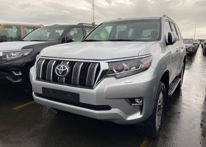 Toyota Land Cruiser Prado 2.8TD VX-L