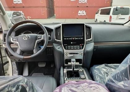 Toyota Land Cruiser 200 4.5TD V8 Executive Lounge