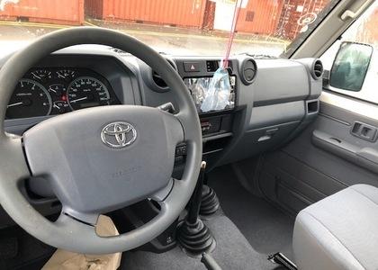 Toyota Land Cruiser HZJ 76 4.2D LX
