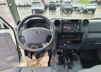 Toyota Land Cruiser HZJ 78 4.2D