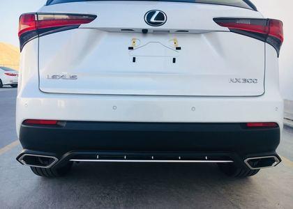 Lexus NX 300 2.0L F-Sport