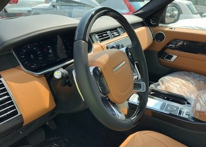Range Rover Vogue 5.0L V8 Autobiography
