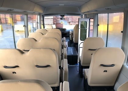 Toyota Coaster 4.2D 30 Seats