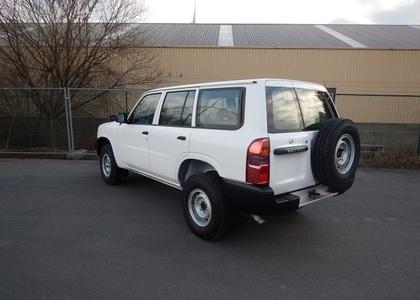 Nissan Patrol 3.0D Standard