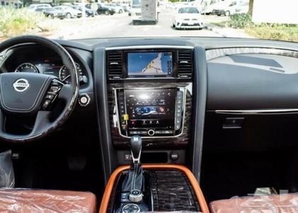 Nissan Patrol Wagon 5.6L Platinum