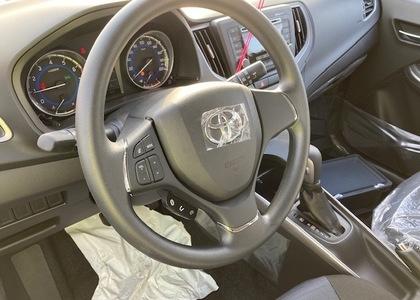Toyota Starlet 1.4L Style BVA