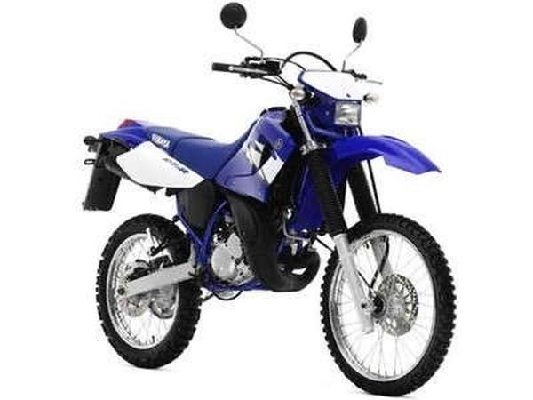 M001-1C Yamaha DT 125